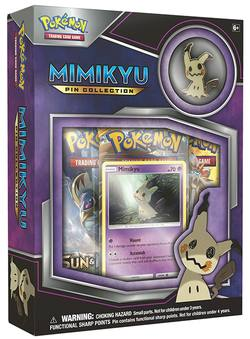 Buy Pokemon Mimikyu Pin Collection Box in AU New Zealand.