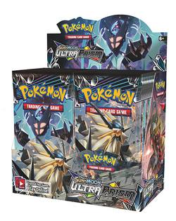 Buy Pokemon Sun and Moon Ultra Prism (36CT) Booster Box in AU New Zealand.
