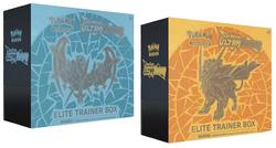 Buy Pokemon Sun and Moon Ultra Prism Elite Trainer (2) Box Mix in AU New Zealand.