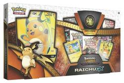 Buy Pokemon Shining Legends Special Collection Raichu-GX Box in AU New Zealand.