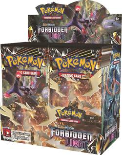 Buy Pokemon Sun and Moon Forbidden Light (36CT) Booster Box in AU New Zealand.