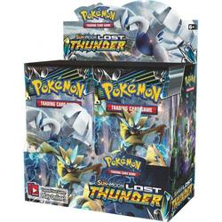 Buy Pokemon Sun and Moon Lost Thunder (36CT) Booster Box in AU New Zealand.