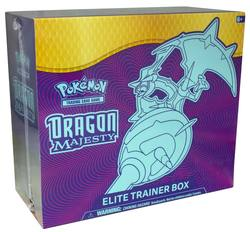 Buy Pokemon Dragon Majesty Elite Trainer Box in AU New Zealand.
