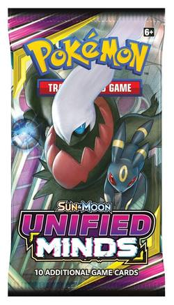 Buy Pokemon Sun and Moon Unified Minds Booster in AU New Zealand.