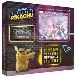 Buy Pokemon Detective Pikachu - Mewtwo-GX Case File in AU New Zealand.