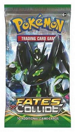 Buy Pokemon XY Fates Collide Booster in AU New Zealand.