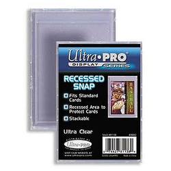 Buy Ultra Pro 25pt Recessed Snap Tight Card Holder in AU New Zealand.