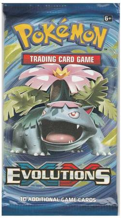 Buy Pokemon XY Evolutions Booster in AU New Zealand.