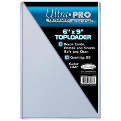 "Buy Ultra Pro 6""x9"" Top Loader (25CT ) Pack in AU New Zealand."