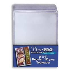 Buy Ultra Pro Rigid Top Loader (25CT) Regular in AU New Zealand.