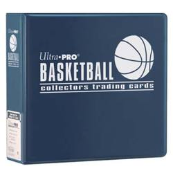 Buy Ultra Pro 3 inch Blue Basketball Album in AU New Zealand.