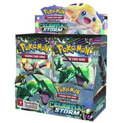 Buy Pokemon Sun and Moon Celestial Storm (36CT) Booster Box in AU New Zealand.