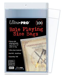 Buy Ultra Pro Roleplaying Size Bags in AU New Zealand.