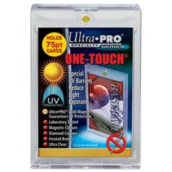 Buy Ultra Pro 75PT UV One Touch Magnetic Holder in AU New Zealand.