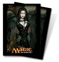 Buy Ultra Pro Magic Deck Protectors - Knight of Dusk Art Pic in AU New Zealand.