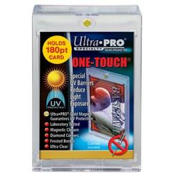 Buy Ultra Pro 180pt. UV One Touch Single Card Holder in AU New Zealand.