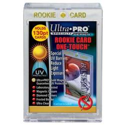 Buy Ultra Pro 130PT UV ROOKIE One Touch Magnetic Holder in AU New Zealand.