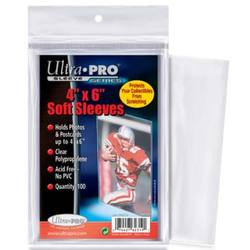 "Buy Ultra Pro 4""x6"" (100CT) Sleeves in AU New Zealand."