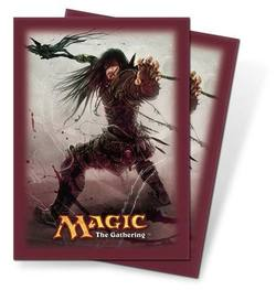 Buy Ultra Pro Magic Deck Protectors - Rise of the Eldrazi Sarkhan Art Pic (80CT) in AU New Zealand.