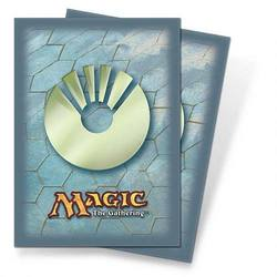 Buy Ultra Pro Magic Deck Protectors - Mirrodin Besieged Mirrodin Symbol Art Pic  in AU New Zealand.