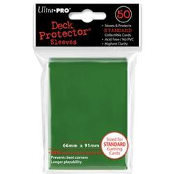 Buy Ultra Pro Matrix Green Deck Protectors 50 Large Magic Size Sleeves in NZ New Zealand.