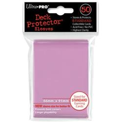Buy Ultra Pro Sunset Pink Deck Protectors 50 Large Magic Size Sleeves in AU New Zealand.