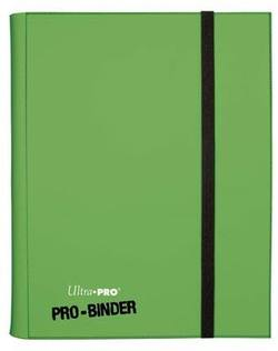 Buy Ultra Pro - PRO-Binder Light Green in AU New Zealand.