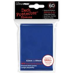 Buy Ultra Pro Blue Deck Protectors (60CT) YuGiOh Size Sleeves in AU New Zealand.