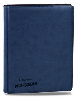 Buy Ultra Pro Premium Pro Binder Blue in AU New Zealand.