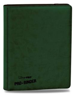 Buy Ultra Pro Premium Pro Binder Green in AU New Zealand.
