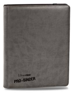 Buy Ultra Pro Premium Pro Binder Grey in AU New Zealand.