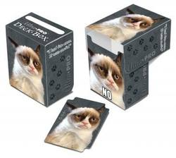 Buy Ultra Pro Grumpy Cat Full-View Deck Box in AU New Zealand.
