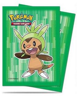 Buy Ultra Pro Pokemon XY (65CT) Sleeves Chespin