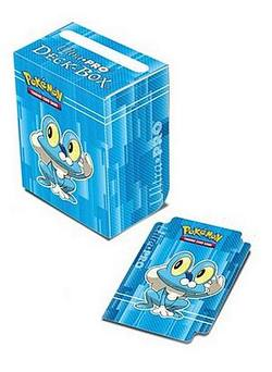 Buy Ultra Pro Pokemon XY Generic Blue Froakie Deck Box  in AU New Zealand.