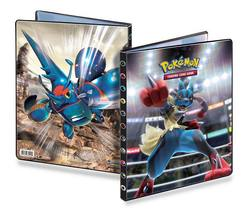 Buy Ultra Pro Pokemon X and Y Mega Lucario 9-Pocket Portfolio in AU New Zealand.