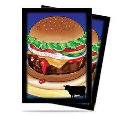 Buy Ultra Pro Foodie Burger (50CT) Regular Size Sleeves in AU New Zealand.