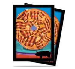 Buy Ultra Pro Foodie Bacon Donut (50CT) Regular Size Sleeves in AU New Zealand.