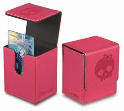 Buy Ultra Pro Magnetic Flip Top Deck Box - Galaxy Pink in AU New Zealand.