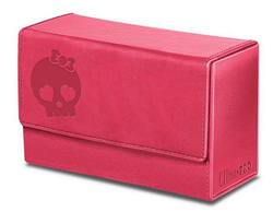 Buy Ultra Pro Dual Flip Box Galaxy Pink in AU New Zealand.