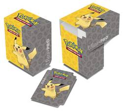 Buy Ultra Pro Pikachu Full-View Deck Box in AU New Zealand.