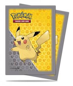 Buy Ultra Pro Pokemon Pikachu (65CT) Sleeves in AU New Zealand.