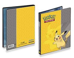 Buy Ultra Pro Pokemon Pikachu 4-Pocket Portfolio in AU New Zealand.