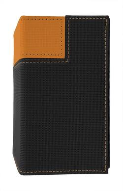 Buy Ultra Pro M2 Deck Box - Defiant Piper Black/Orange in AU New Zealand.