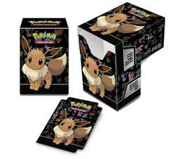 Buy Ultra Pro Pokemon Eevee Full-View Deck Box in AU New Zealand.