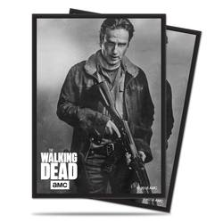 Buy Ultra Pro The Walking Dead Deck Protector Sleeves - Rick 50ct in AU New Zealand.