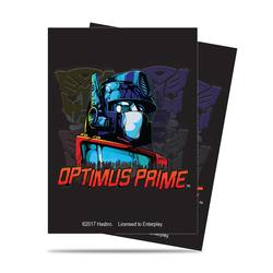 Buy Ultra Pro Transformers Optimus Deck Protector sleeves 65ct in AU New Zealand.