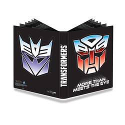 Buy Ultra Pro Transformers Shields  Pro Binder in AU New Zealand.