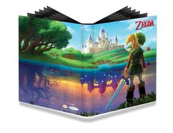 Buy Ultra Pro Legend of Zelda - A Link Between Worlds Pro Binder in AU New Zealand.