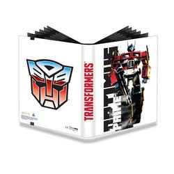 Buy Ultra Pro Transformers Optimus Pro Binder in AU New Zealand.