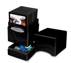 Buy Ultra Pro Satin Tower - Hi-Gloss Midnight Deck Box in AU New Zealand.